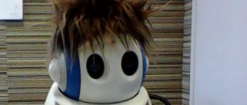 小藍Blue - 社交機械人